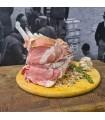 Carré di vitella al prosciutto crudo e rosmarino